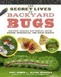 Secret Lives of Backyard Bugs Discover Amazing Butterflies Moths Spiders Dragonflies & Other Insects