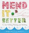 Mend It Better Creative Patching Darning & Stitching