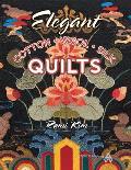 Elegant Cotton Wool Silk Quilts