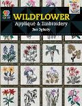 Wildflwr Applque & Embroidery
