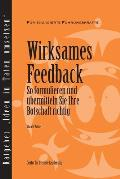 Feedback That Works: How to Build and Deliver Your Message (German)
