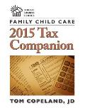Family Child Care 2015 Tax...