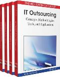 IT outsourcing; concepts, methodologies, tools, and applications; 4v