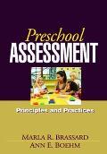 Preschool Assessment Principles & Practices