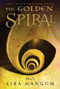 Hourglass Door 02 Golden Spiral