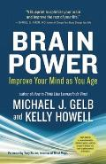 Brain Power Improve Your Mind as You Age