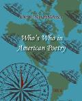 Who's Who in American Poetry 2014 Vol. 4