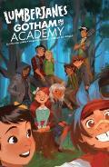 Lumberjanes Gotham Academy