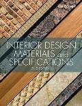 Interior Design Materials and Speci