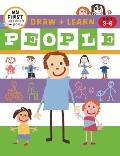 Draw + Learn People