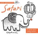 Wee Gallery: Safari: A Slide and Play Book