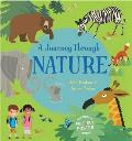 A Journey Through Nature: Includes a Fold-Out Poster Inside