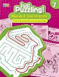 Just Puzzling Mazes & Dot To Dots