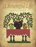 A Bountiful Life: An Adaptation of the Bird of Paradise Quilt Top in the American Folk Art Museum