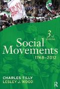 Social Movements 1768 2012 3rd Edition