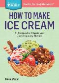 How to Make Ice Cream A Storey Basics Title