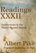 Readings XXXII: Instructions in...
