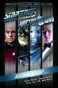 Star Trek Next Generation Doctor Who Assimilation 2 Volume 01