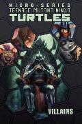Teenage Mutant Ninja Turtles Villains Micro Series Volume 2