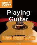 Idiots Guides Playing Guitar