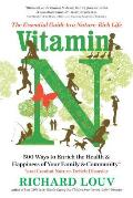 Vitamin N: The Essential Guide to...