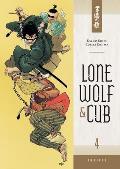 Lone Wolf & Cub Omnibus Volume 4