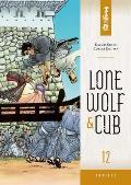Lone Wolf & Cub Omnibus Volume 12