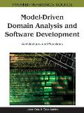 Model-driven domain analysis and software development; architectures and functions