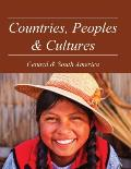 Countries, Peoples and Cultures: Central & South America: Print Purchase Includes Free Online Access