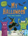 My Halloween Activity & Sticker Book