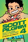 Scott Pilgrim Color Hardcover Volume 4 Scott Pilgrim Gets It Together