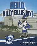 Hello, Billy Bluejay!