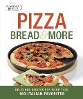 Pizza, Bread and More