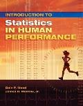 Introduction To Statistics in Human Performance.