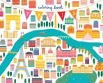 Paris Coloring Book: Mini Edition