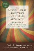 Mindfulness Solution for Intense Emotions Take Control of Borderline Personality Disorder with Dbt