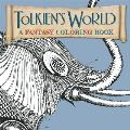Tolkiens World A Fantasy Coloring...