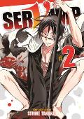 Servamp Volume 2