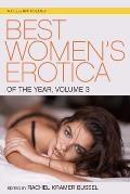 A Cleis Anthology||||Best Women's Erotica of the Year, Volume 3