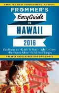 Frommers Easyguide to Hawaii 2016