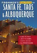Frommers Easyguide to Santa Fe Albuquerque & Taos