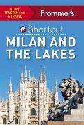 Frommers Shortcut Milan & the Lakes