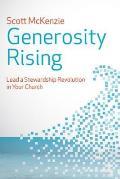Generosity Rising: Lead a Stewardship Revolution in Your Church