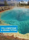 Moon Yellowstone & Grand Teton...