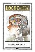 Locke & Key: Shades of Terror Coloring Book