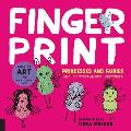 Fingerprint Princesses and Fairies: And 100 Other Magical Creatures - Amazing Art for Hands-On Fun