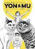 Junji Itos Cat Diary: Yon and Mu