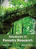 Advances in Forestry Research: Volume III