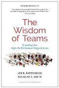 Wisdom Of Teams Creating The High Performance Organization