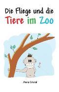 Die Fliege Und Die Tiere Im Zoo